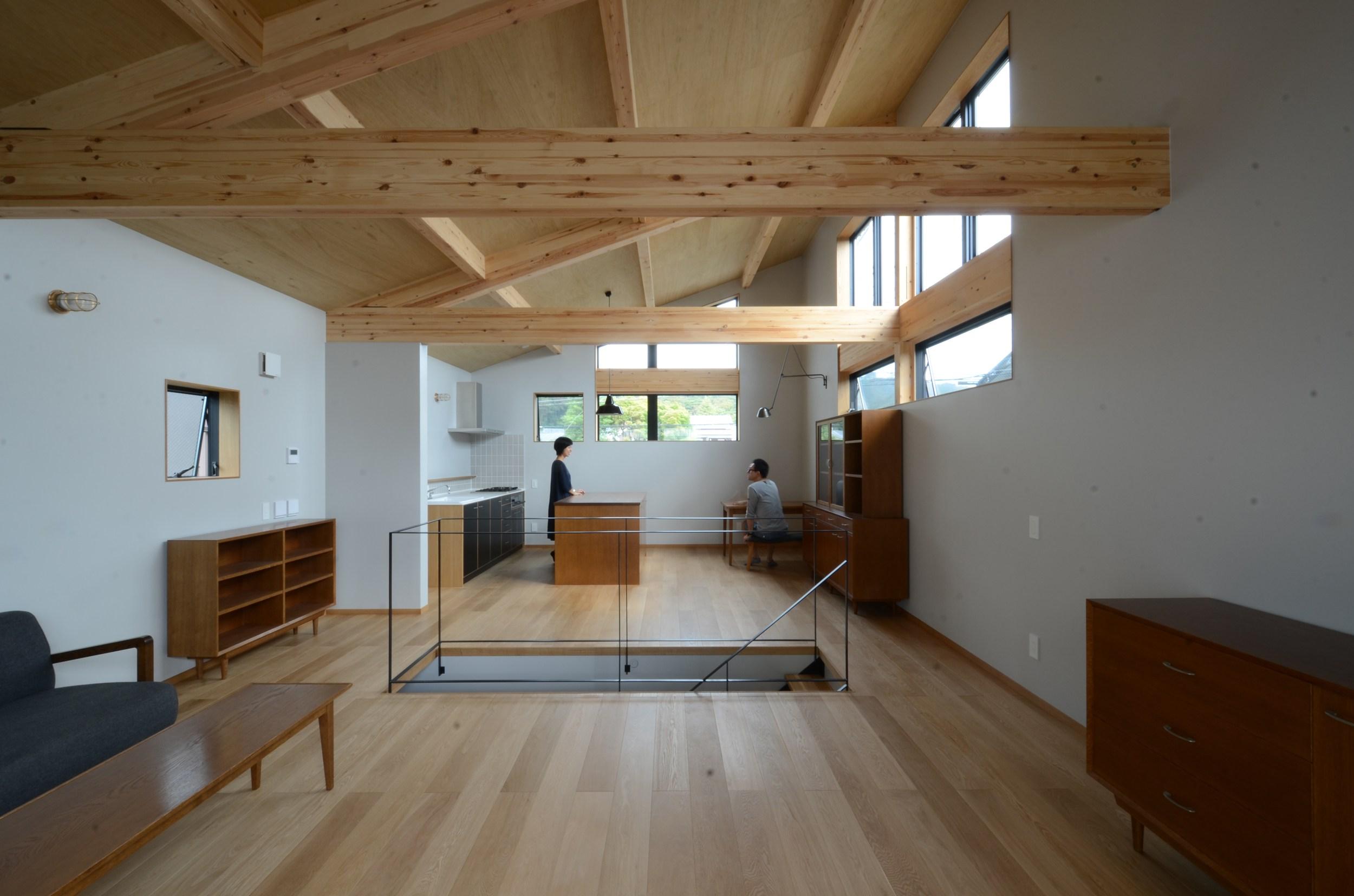 1000万円で建てるデザイン住宅:SUHACOの建築実例